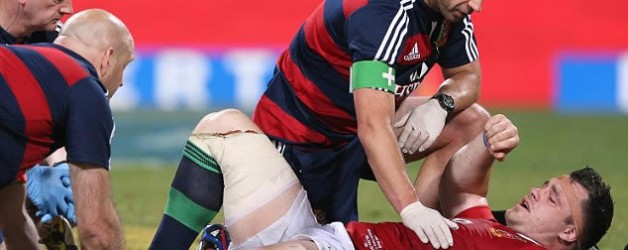 Irish prop Healy in race against time to be fit for opening match of 2014 Six Nations